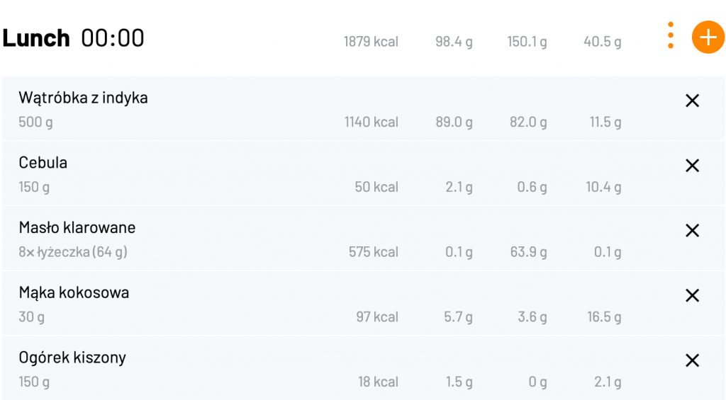 koko wątróbka, keto kolacja, ketomaniak.pl, dieta ketogeniczna, low carb, lchf, paleo