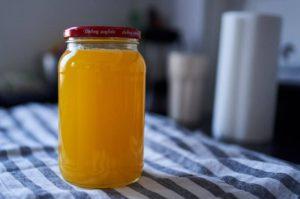 domowe masło klarowane, ketomaniak.pl, dieta ketogeniczna